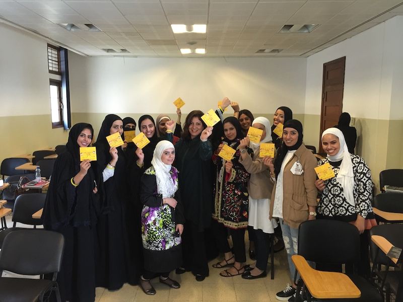 ontheyellowside-Kuwait University - College of Social Studies00005