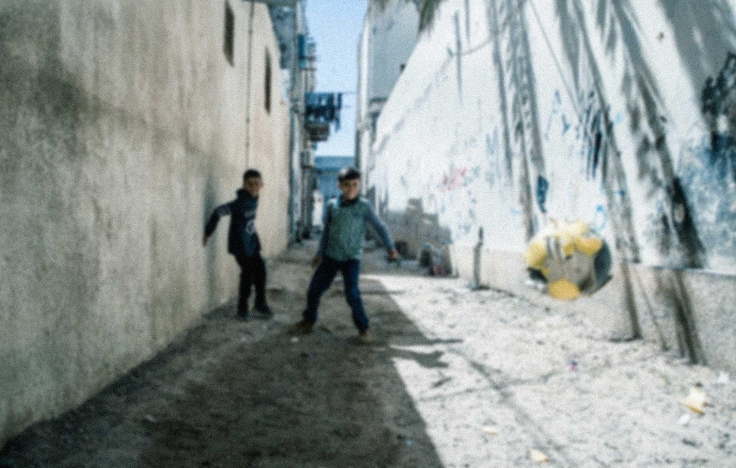 Dima Istambouli, Lebanon (Two Boys)