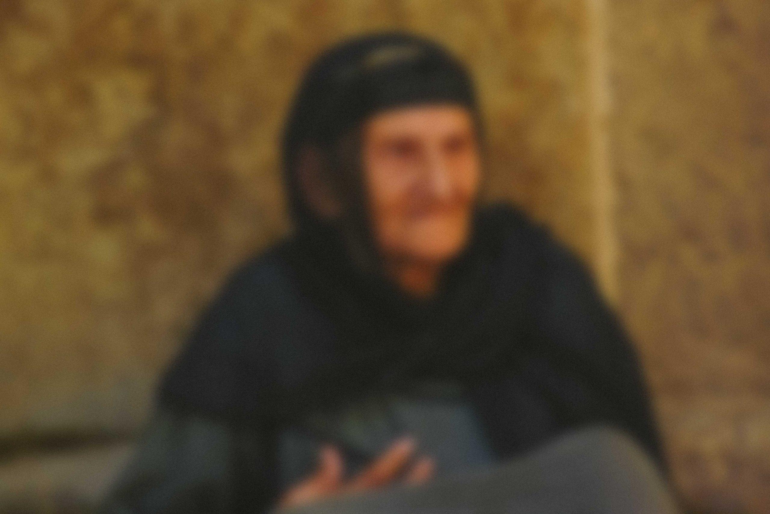 Dima Istambouli, Lebanon (Old Lady)
